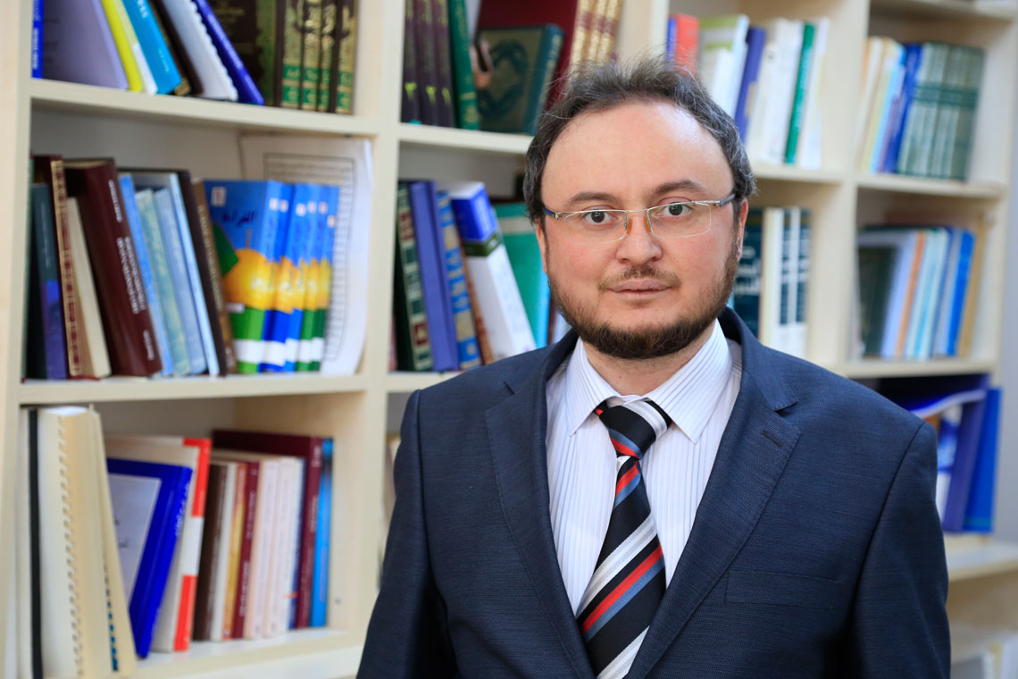 Prof. Dr. Hasan Tevfik MARULCU
