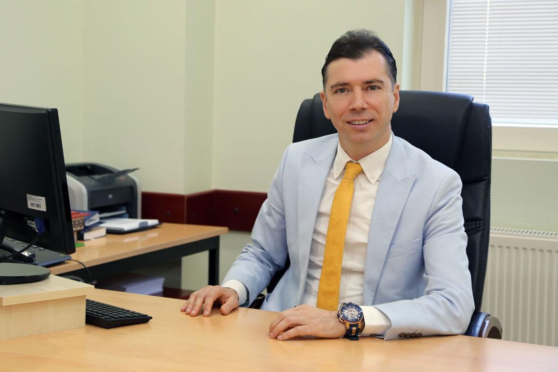 Hastane Müdürü Erdoğan TAŞCIOĞLU